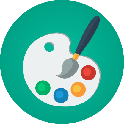 Boardroom Labs Icon - Paint Set